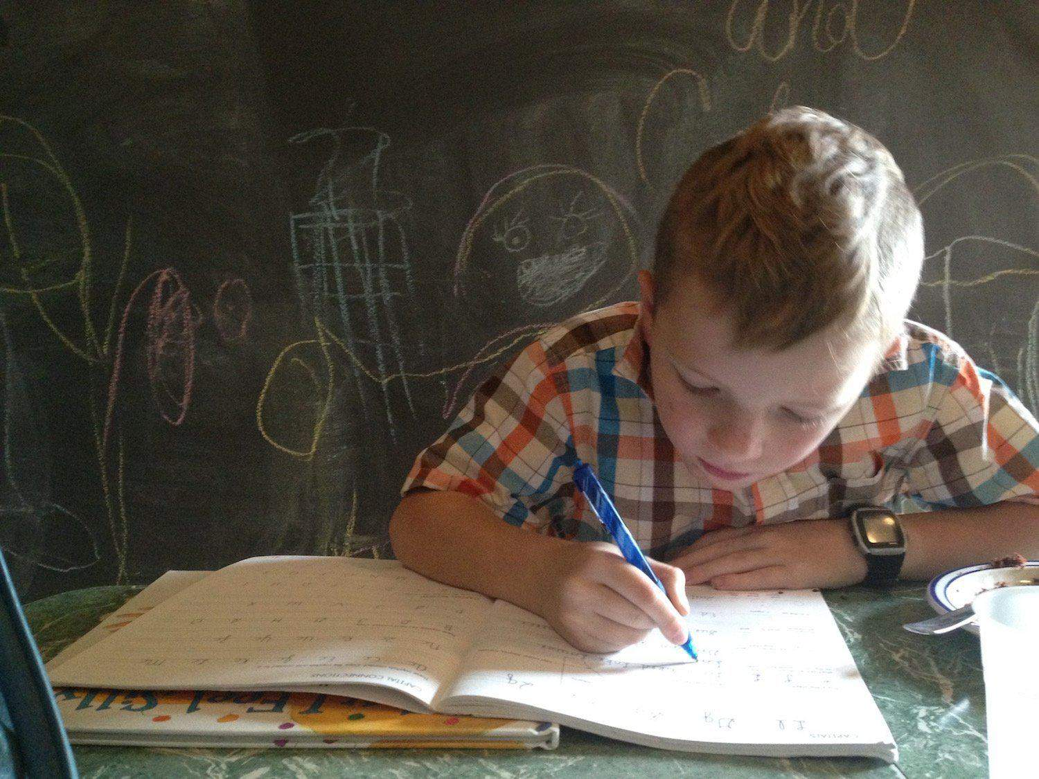 Foster adoption and homeschooling