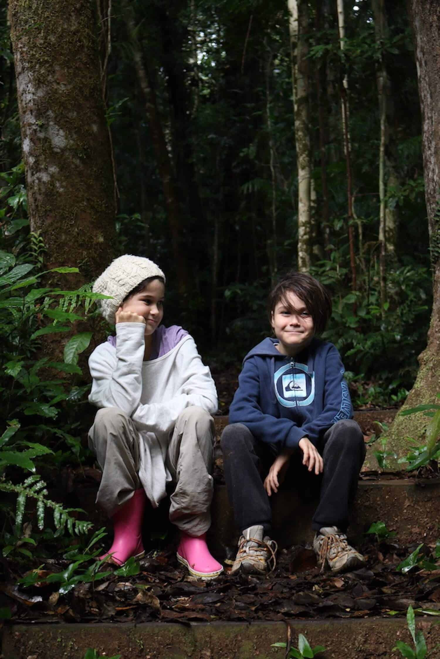 Interview with an Earthschooling family