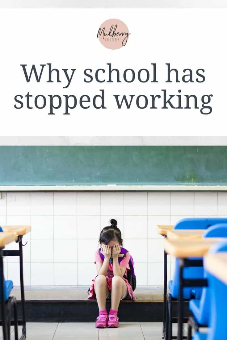 School reform: why the education system is broken and how we can fix it