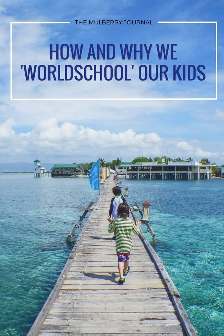This family's motivation for worldschooling is just as remarkable as what they learned.
