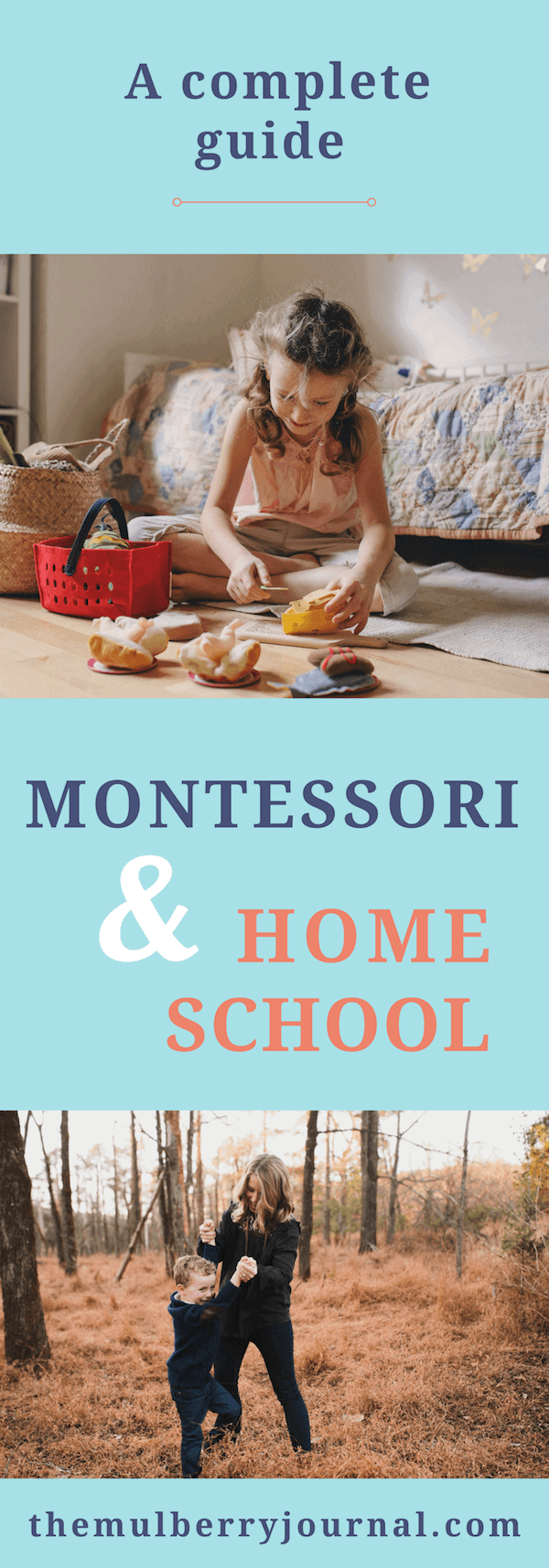 Montessori approach in a homeschool setting: where to start